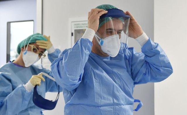 БО «ЧАС ДІЙ» застрахувала 1080 медиків Київської області